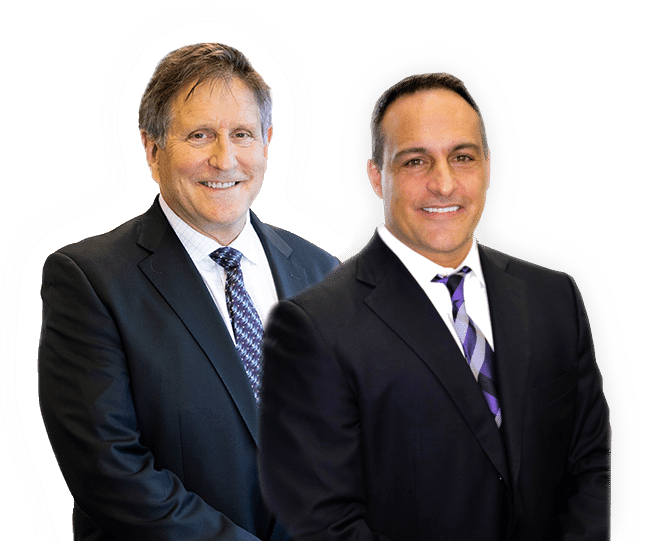 Dr. Santos Facelift Specialist and Dr. Jonov MD DDS standing next to one another