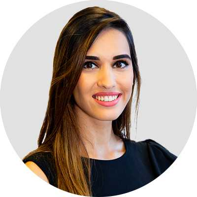 Picture of Chief Executive Officer Sabrina Sajan