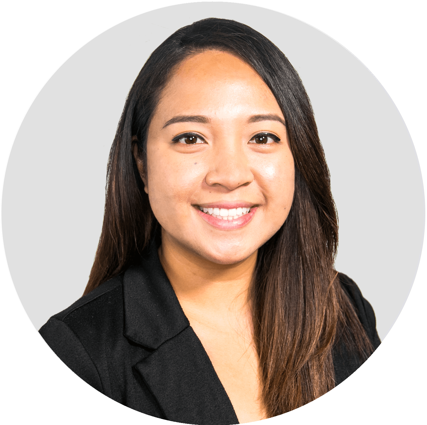A Staff Photo of Accountant Carla